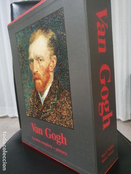 Libros de segunda mano: VAN GOGH. LA OBRA COMPLETA. PINTURA I-II. INGO F. WALTHER & RAINER METZGER. NUEVO, TASCHEN - Foto 2 - 191533597