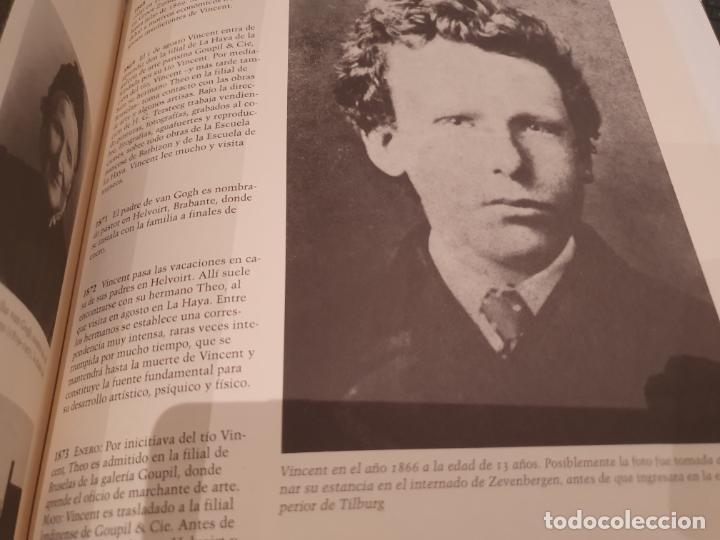 Libros de segunda mano: VAN GOGH. LA OBRA COMPLETA. PINTURA I-II. INGO F. WALTHER & RAINER METZGER. NUEVO, TASCHEN - Foto 4 - 191533597