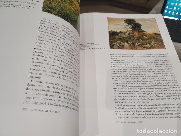 Libros de segunda mano: VAN GOGH. LA OBRA COMPLETA. PINTURA I-II. INGO F. WALTHER & RAINER METZGER. NUEVO, TASCHEN - Foto 7 - 191533597