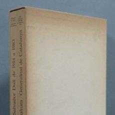 Libros de segunda mano: 400 OBRAS DE SALVADOR DALÍ 1914–1983. Lote 191651533