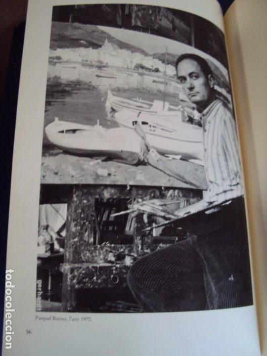 Libros de segunda mano: (LI-200101)MONOGRAFIA PASCUAL BUENO - DIBUJO Y DEDICATORIA ORIGINAL - Foto 8 - 191679011