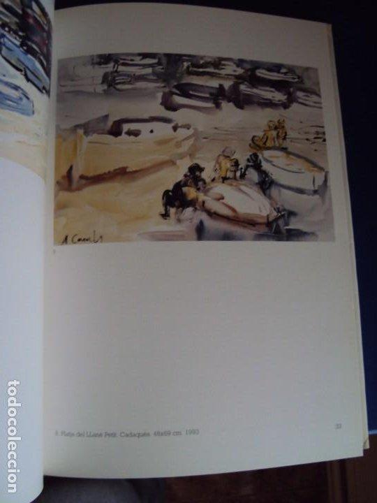 Libros de segunda mano: (LI-200103)AMADEU CASALS- Homenatge a Rusiñol - DIBUJO Y DEDICATORIA ORIGINAL - Foto 5 - 191679712