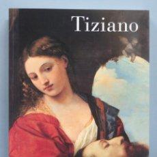 Libros de segunda mano: TIZIANO. MUSEO DEL PRADO. Lote 191698602