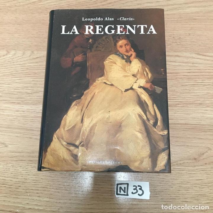 LA REGENTA (Libros de Segunda Mano - Bellas artes, ocio y coleccionismo - Pintura)