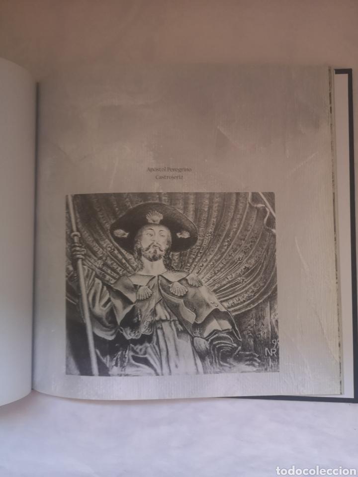 OS CAMIÑOS DE SANTIAGO - JOSÉ LUIS NOGUEIRA RODRÍGUEZ - DIBUJOS EN BLANCO Y NEGRO (Libros de Segunda Mano - Bellas artes, ocio y coleccionismo - Pintura)