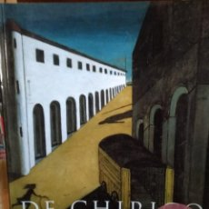 Livres d'occasion: DE CHIRICO, MAGDALENA HOLZHEY, TASCHEN. Lote 191958252