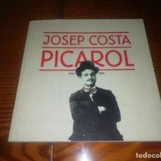 Libros de segunda mano: JOSEP COSTA I PICAROL . VIDA I OBRA . ANTOLÒGIA. FUNDACIÓ SA NOSTRA. 1ª EDICIÓ 2004. EIVISSA - IBIZA. Lote 191967036