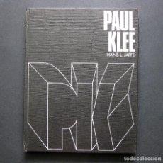 Livros em segunda mão: PAUL KLEE - L. JAFFE, HANS . Lote 192100815