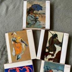 Libros de segunda mano: NOUVELLE COLLECTION/LE GOÛT DE NOTRE TEMPS. CÉZANNE/MONET/LAUTREC/MATISSE/BRUEGEL. PARÍS, AÑOS 50.. Lote 192145695