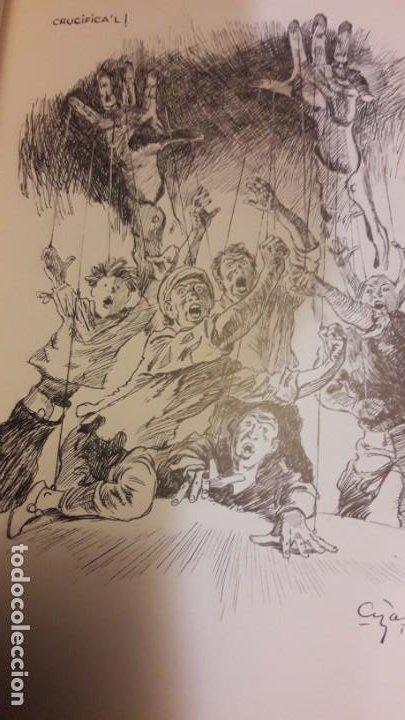 Libros de segunda mano: ESCENES DE LA PASSIÓ (20) / MANUEL CUYÀS I DURAN / PARRÒQUIA SANT JOSEP / 1ª ED. 2006 / EN CATALÀ - Foto 4 - 80284673