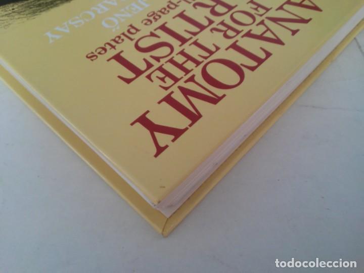 Libros de segunda mano: Anatomy for the artist. Anatomía para artistas - Foto 5 - 192860156