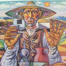 Libros de segunda mano: LOTE 5 ARTISTAS ESPAÑOLES CONTEMPORÁNEOS MONTSALVATGE, GUINOVART, MAMPASO, R ZABAKETA Y P GONZÁLEZ. Lote 193777446