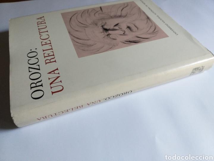 Libros de segunda mano: Orozco . Una relectura . Octavio Rivero Serrano . Edición 1983 . Pintura primera mitad - Foto 2 - 194059962