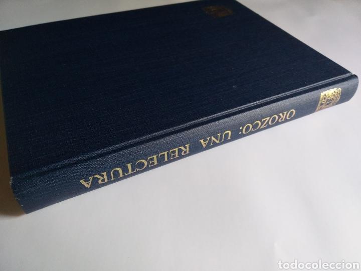 Libros de segunda mano: Orozco . Una relectura . Octavio Rivero Serrano . Edición 1983 . Pintura primera mitad - Foto 5 - 194059962