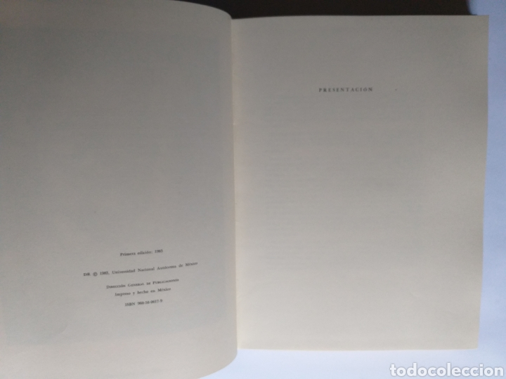 Libros de segunda mano: Orozco . Una relectura . Octavio Rivero Serrano . Edición 1983 . Pintura primera mitad - Foto 10 - 194059962