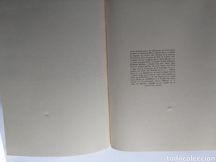 Libros de segunda mano: Orozco . Una relectura . Octavio Rivero Serrano . Edición 1983 . Pintura primera mitad - Foto 16 - 194059962
