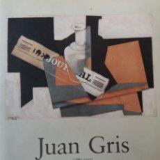 Libros de segunda mano: MONOGRAFÍA JUAN GRIS 1985. Lote 194028456