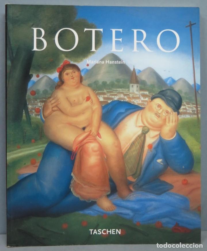BOTERO. MARIANA HANSTEIN (Libros de Segunda Mano - Bellas artes, ocio y coleccionismo - Pintura)