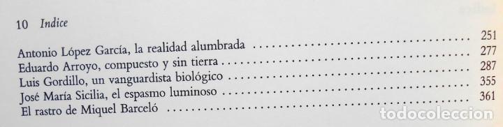 Libros de segunda mano: PINTORES ESPAÑOLES ENTRE DOS FINES DE SIGLO (1880-1990) - FRANCISCO CALVO SERRALLER ED. ALIANZA - Foto 5 - 194221030
