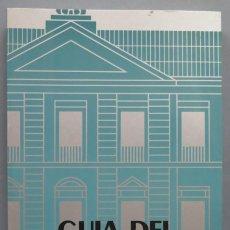 Libros de segunda mano: 1993.- GUIA DEL MUSEO THYSSEN BORNEMISZA . Lote 194222747