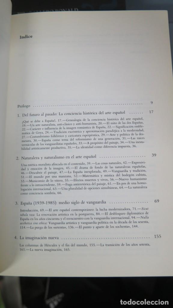 Libros de segunda mano: DEL FUTURO AL PASADO. VANGUARDIA Y TRADICION ARTE ESPAÑOL CONTEMPORANEO. FRANCISCO CALVO - Foto 2 - 194222831