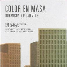 Libros de segunda mano: COLOR EN MASA. Lote 194232930