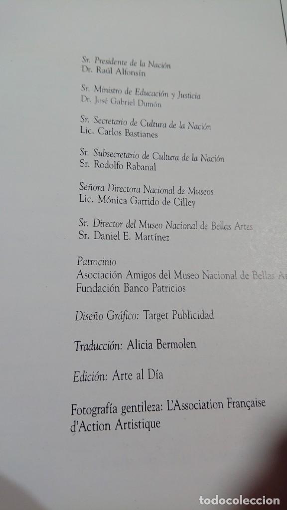 Libros de segunda mano: MARC CHAGALL 112 OBRAS DE LA DACION EXPOSICION NACIONAL BELLAS ARTES BUENOS AIRES ARGENTINA 1989 - Foto 4 - 194239313