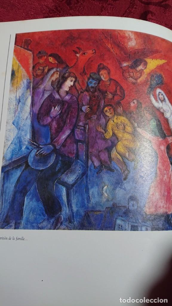 Libros de segunda mano: MARC CHAGALL 112 OBRAS DE LA DACION EXPOSICION NACIONAL BELLAS ARTES BUENOS AIRES ARGENTINA 1989 - Foto 5 - 194239313