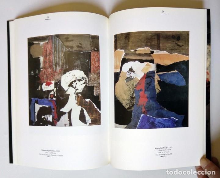 Libros de segunda mano: ANTONI CLAVÉ EXPOSICIÓ RETROSPECTIVA ED. GENERALITAT DE CATALUNYA 1989 - PERFECTO ESTADO - Foto 4 - 194338356