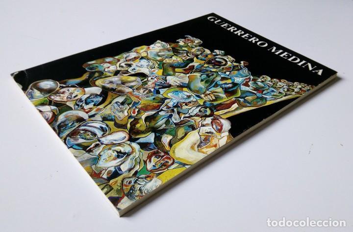 GUERRERO MEDINA - PINTURA, DIBUJO Y OBRA GRÁFICA - GALERIA LLEONART - BARCELONA 1975 (Libros de Segunda Mano - Bellas artes, ocio y coleccionismo - Pintura)