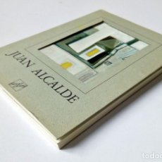 Libros de segunda mano: JUAN ALCALDE. EDICIONES NAUTA 1976 - CATÁLOGO OBRA Y TEXTO DE Mª FORTUNATA PRIETO BARRAL. Lote 194341603