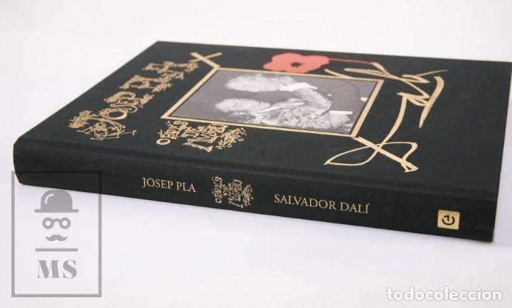 Libros de segunda mano: Libro Gran Formato Edición Limitada Salvador Dalí / Josep Pla - Obres de Museu - Ed. Grup 62, 2011 - Foto 4 - 194407181