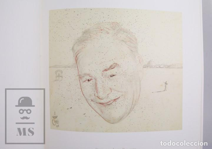 Libros de segunda mano: Libro Gran Formato Edición Limitada Salvador Dalí / Josep Pla - Obres de Museu - Ed. Grup 62, 2011 - Foto 5 - 194407181