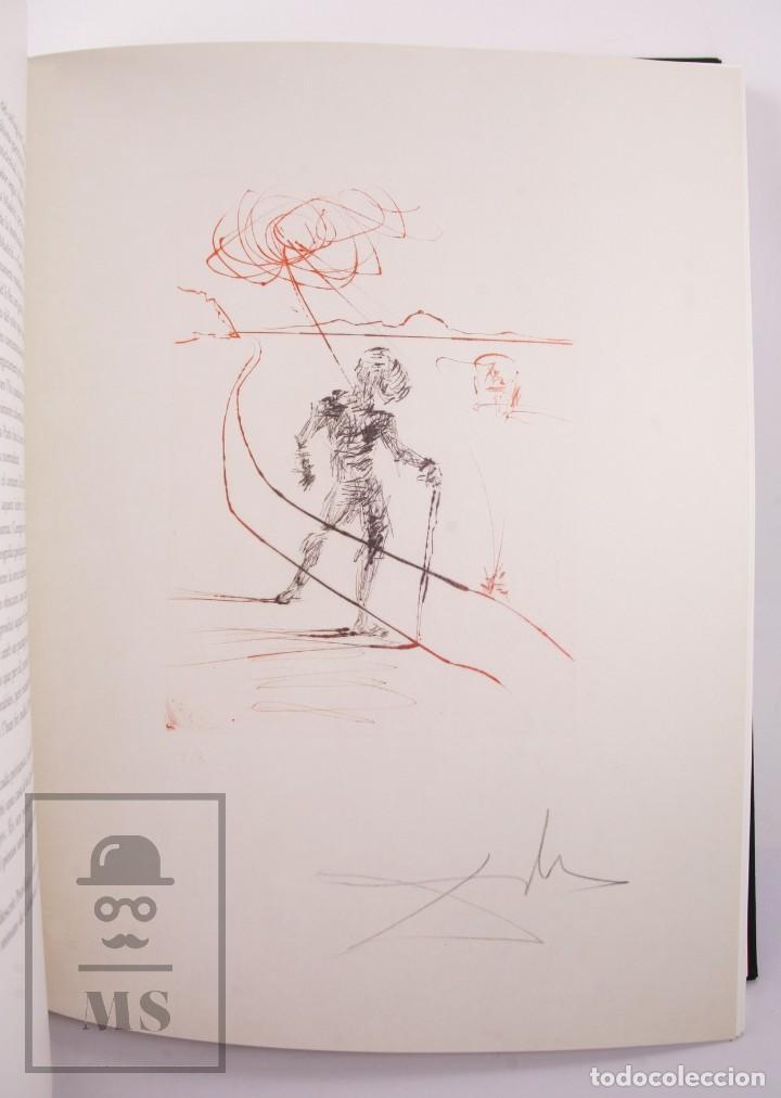Libros de segunda mano: Libro Gran Formato Edición Limitada Salvador Dalí / Josep Pla - Obres de Museu - Ed. Grup 62, 2011 - Foto 9 - 194407181