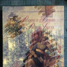 Libros de segunda mano: PRESENCIA DE LO LITERARIO EN LA PINTURA DEL SIGLO XIX, 1991, ED. JUNTA DE ANDALUCÍA. Lote 194514936