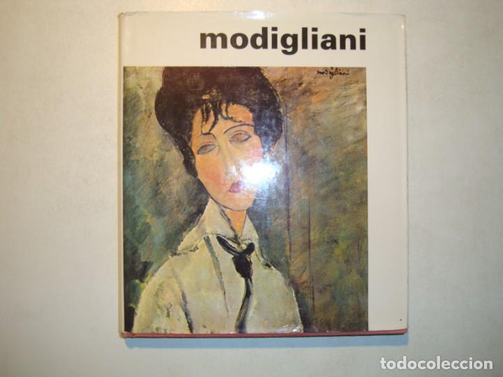 MODIGLIANI - BERNARD ZURCHER - FERNAND HAZAN EDITEUR PARIS 1980 (Libros de Segunda Mano - Bellas artes, ocio y coleccionismo - Pintura)