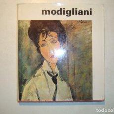Libros de segunda mano: MODIGLIANI - BERNARD ZURCHER - FERNAND HAZAN EDITEUR PARIS 1980. Lote 194533262