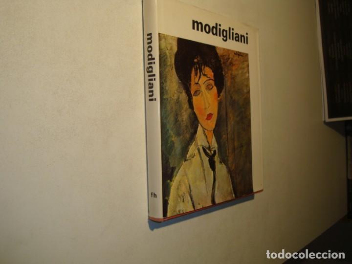 Libros de segunda mano: MODIGLIANI - BERNARD ZURCHER - FERNAND HAZAN EDITEUR PARIS 1980 - Foto 2 - 194533262