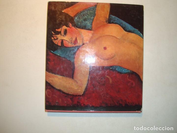 Libros de segunda mano: MODIGLIANI - BERNARD ZURCHER - FERNAND HAZAN EDITEUR PARIS 1980 - Foto 3 - 194533262