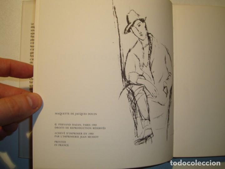 Libros de segunda mano: MODIGLIANI - BERNARD ZURCHER - FERNAND HAZAN EDITEUR PARIS 1980 - Foto 6 - 194533262