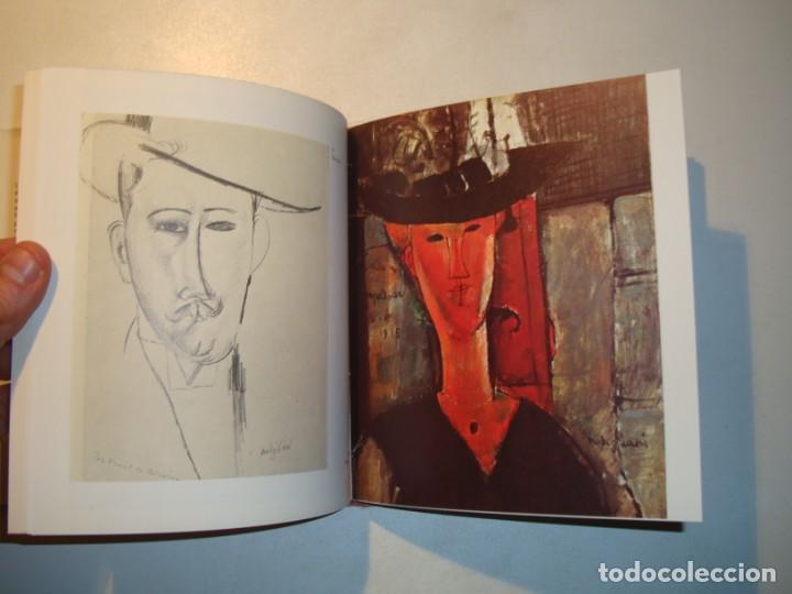 Libros de segunda mano: MODIGLIANI - BERNARD ZURCHER - FERNAND HAZAN EDITEUR PARIS 1980 - Foto 7 - 194533262