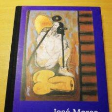 Libros de segunda mano: JOSÉ MOREA. PINTURAS 1980 - 1999. MUSEO NACIONAL DE ARTES VISUALES, MONTEVIDEO (URUGUAY). Lote 194540437