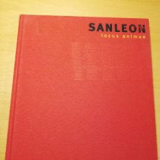 Libros de segunda mano: SANLEON. LOCUS ANIMAE. Lote 194540755