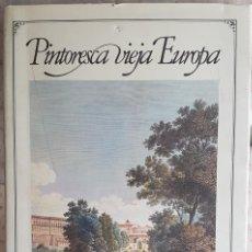Libros de segunda mano: == ET1 - LIBRO - PINTORESCA VIEJA EUROPA - . Lote 194565741
