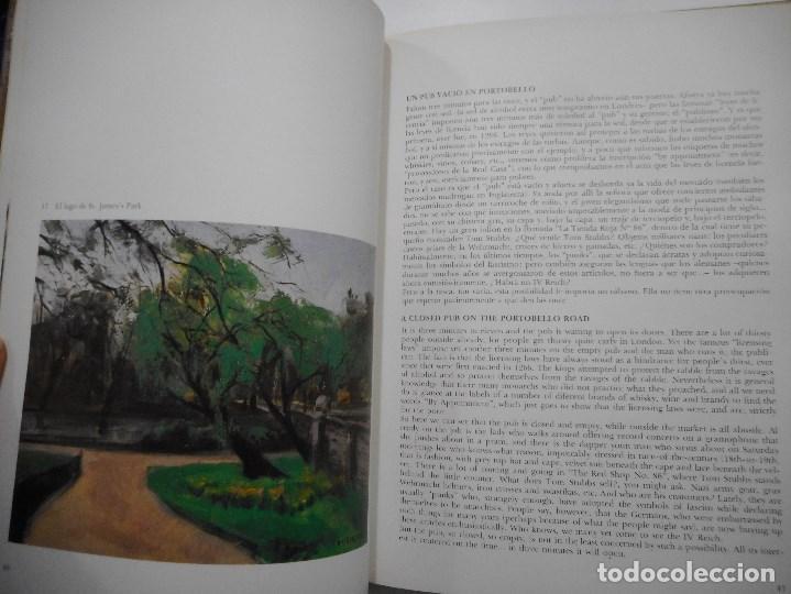 Libros de segunda mano: JOAQUÍN MERINO Londres para ….. Vives Fierro Y98824T - Foto 3 - 194582063