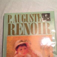 Libros de segunda mano: PIERRE AUGUSTE RENOIR. EDICIONES POLÍGRAFA. Lote 194594841