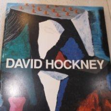 Libros de segunda mano: MONOGRAFÍA DAVID HOCKNEY. Lote 194595323