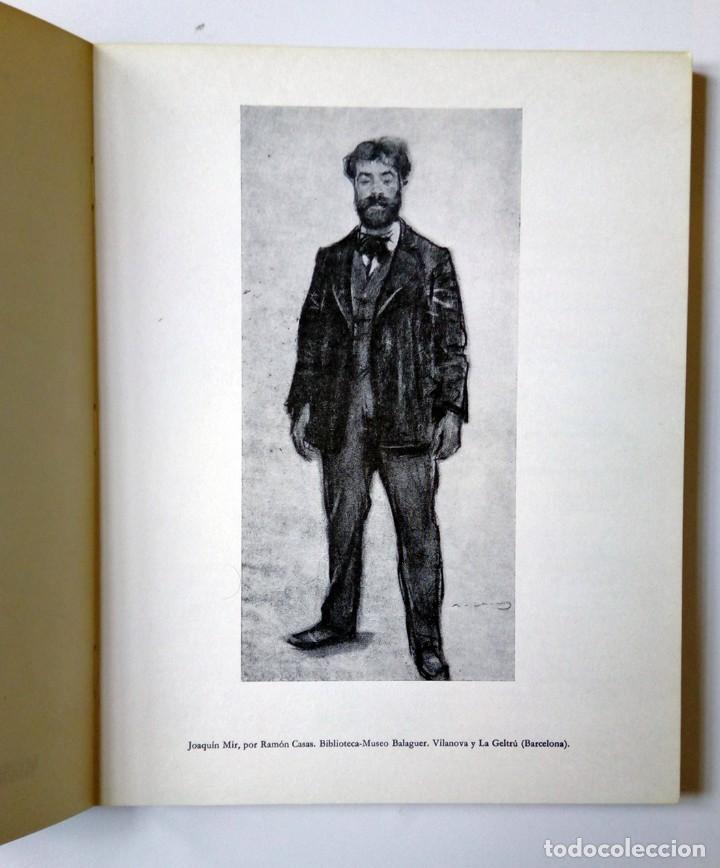 Libros de segunda mano: EXPOSICIÓN JOAQUÍN J. MIR (1873-1940) - MUSEO ARTE MODERNO -PARQUE DE LA CIUDADELA Barcelona - Foto 4 - 194608086