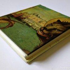 Libros de segunda mano: VENISE - ED. SKIRA 1958 , 78 LÁMINAS ENCOLADAS - VENECIA A TRAVÉS DE LA PINTURA. Lote 194609650