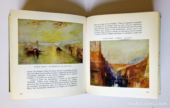 Libros de segunda mano: VENISE - Ed. Skira 1958 , 78 láminas encoladas - Venecia a través de la pintura - Foto 5 - 194609650